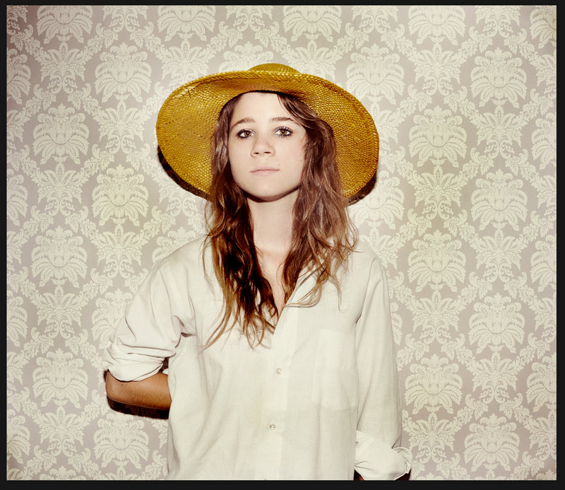 Aly Spaltro, aka Lady Lamb the Beekeeper, says she adopted the moniker after finding it one morning, written in her lyrics journal – apparently jotted during a nocturnal creative burst.