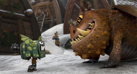 """""""Dreamworks Dragons: Gift of the Night Fury,"""" from the """"How to Train Your Dragon"""" franchise, airs on Dec. 17."""
