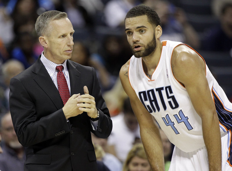 Mike Dunlap is helping to develop young players such as rookie Jeffery Taylor into a Charlotte Hornets team that has turned into perhaps the biggest surprise in the NBA.