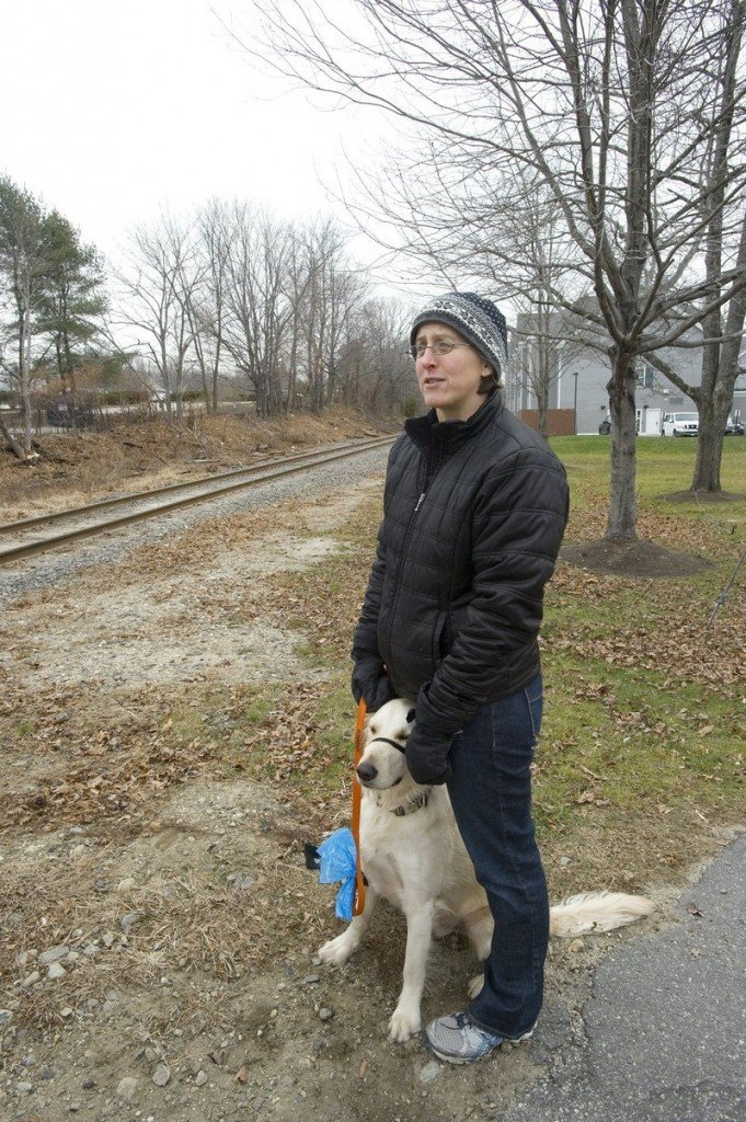 Sarah Jacobs, a Freeport resident, is in favor of the town creating a