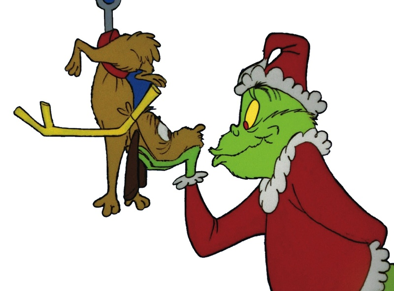 """""""Dr. Seuss' How the Grinch Stole Christmas!"""" airs at 8 p.m. Tuesday on ABC."""