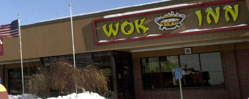 The Wok Inn on Forest Avenue is open once again. Health inspector Michele Sturgeon shut down the restaurant Nov. 20, citing excessive health violations.