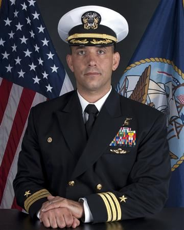 Commander Job Price had been a naval officer since May 1993,