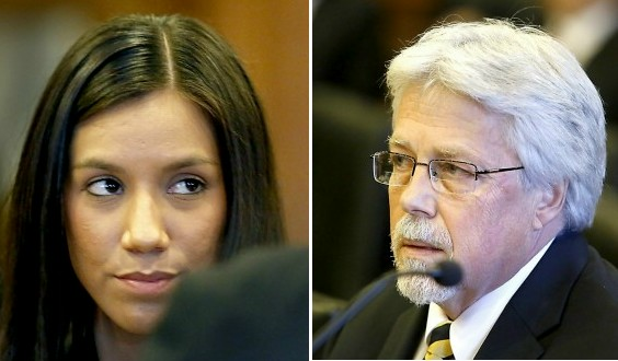The trials of Alexis Wright and Mark Strong Sr. were severed by Superior Court Justice Nancy Mills.