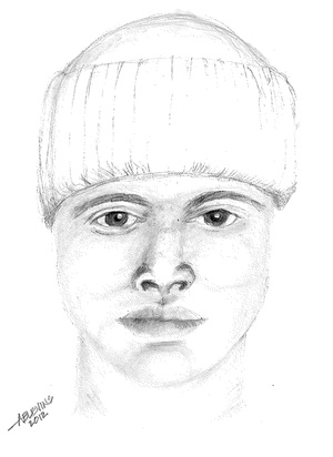 Police Tuesday released this sketch of a suspect who attacked a woman on the West End on Nov. 17.