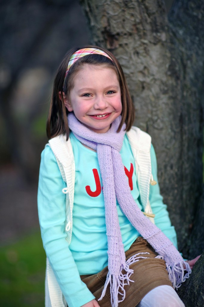 Olivia Engel, 6