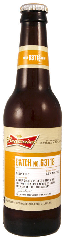63118 St. Louis beer is among three regional craft beers that Anheuser-Busch has produced.