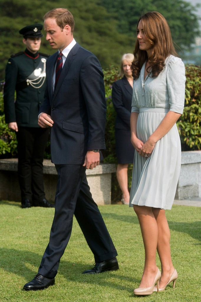 Prince William and his wife, Kate Middleton, the Duke and Duchess of Cambridge, are expecting their first child.