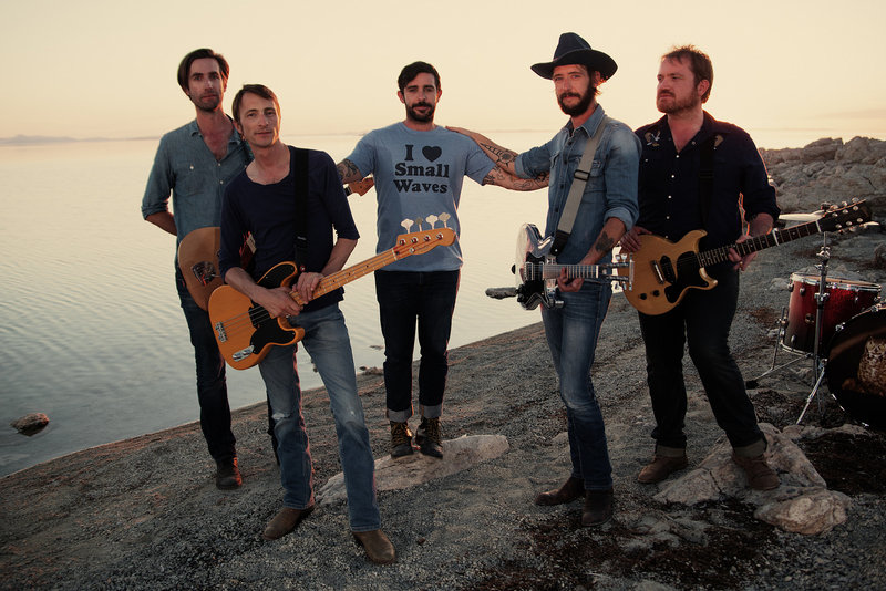 Band of Horses is at the State Theatre in Portland on Saturday.