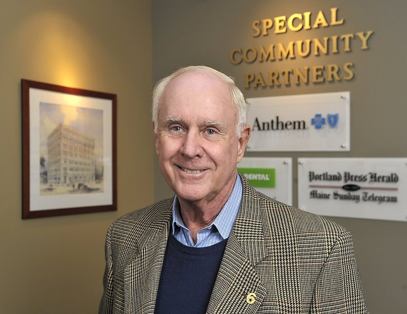 Godfrey Wood, CEO of the Portland Regional Chamber, will retire from the agency at the end of the year, the business organization announced Thursday.
