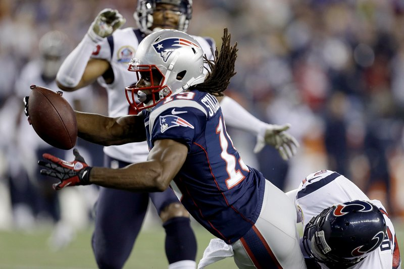 """As we unfortunately found out, no one remembers the losers of the Super Bowl,"" former Patriots wide receiver Donte' Stallworth said, ""unless you're the 2007 Patriots."""
