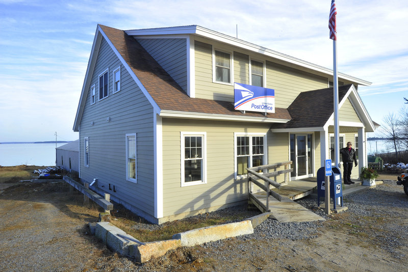 The U.S. Postal Service is proposing a reduction in business hours in the new year for the Chebeague Island post office. But year-round residents strongly oppose the idea.