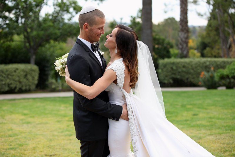 """The wedding of Ashley Hebert and J.P. Rosenbaum, the second """"Bachelorette"""" couple ever to walk down the aisle, will be aired from 9 to 11 p.m. Sunday on ABC."""