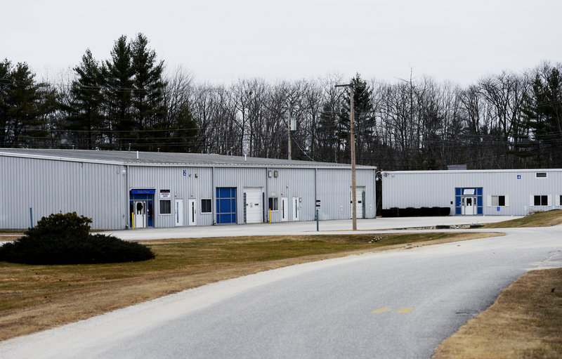 The Bushmaster plant in Windham closed last year and moved operations out of state. The plant on Roosevelt Trail has been reopened as Windham Weaponry.