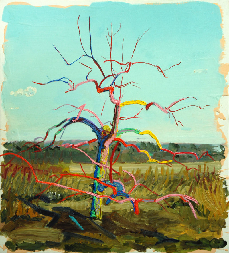"""""""Orchard #14"""" by Jonathan Blatchford."""