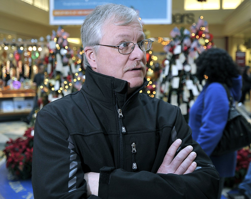 Dan Hubbard of Poland, Maine