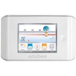 Ecobee's smart thermostat