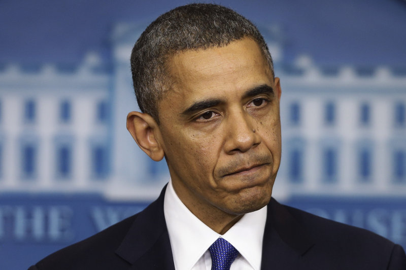 President Obama, seen at the White House on Friday, has opportunities to make his mark on presidential history, but will likely face more partisan opposition than many of his predecessors did in their second terms.