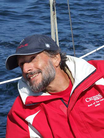 Steven Callahan, of Lamoine, served as marine consultant on the movie
