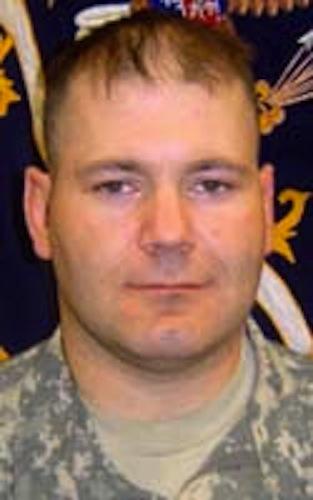 Staff Sgt. Eric Byron Shaw