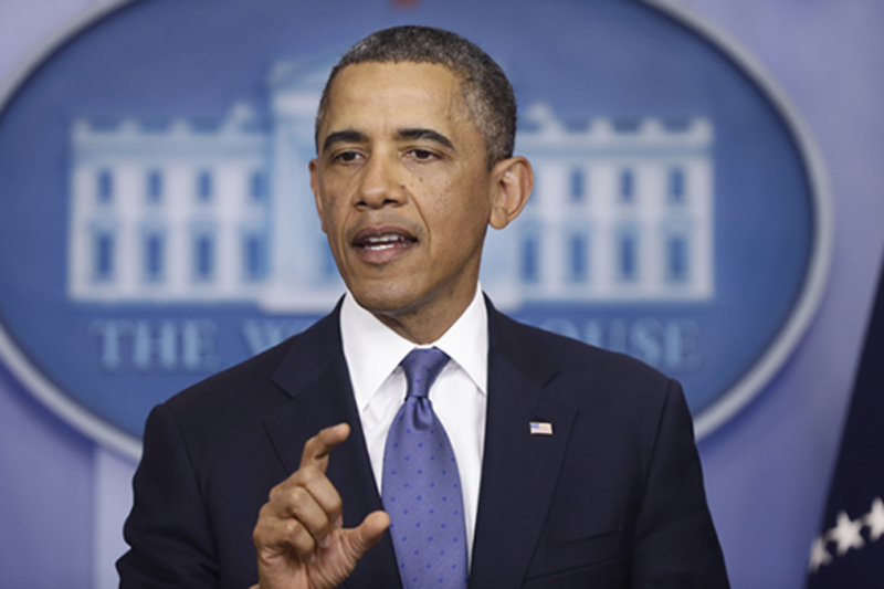 President Obama has warned that he