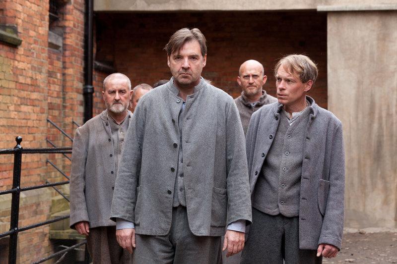 The unfortunate Mr. Bates (Brendan Coyle)