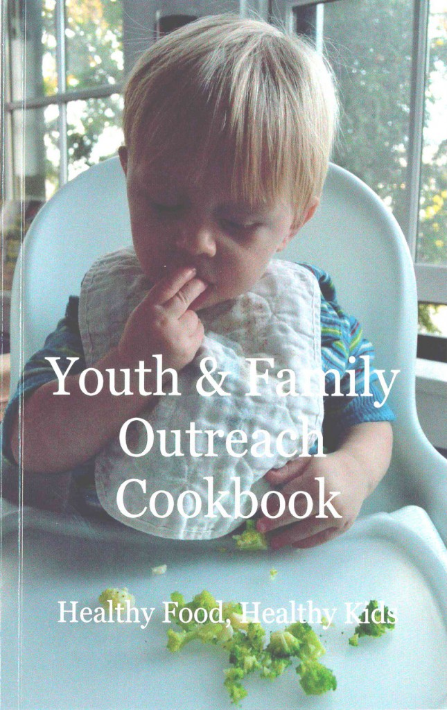 The recipes are provided by YFO parents and staff.