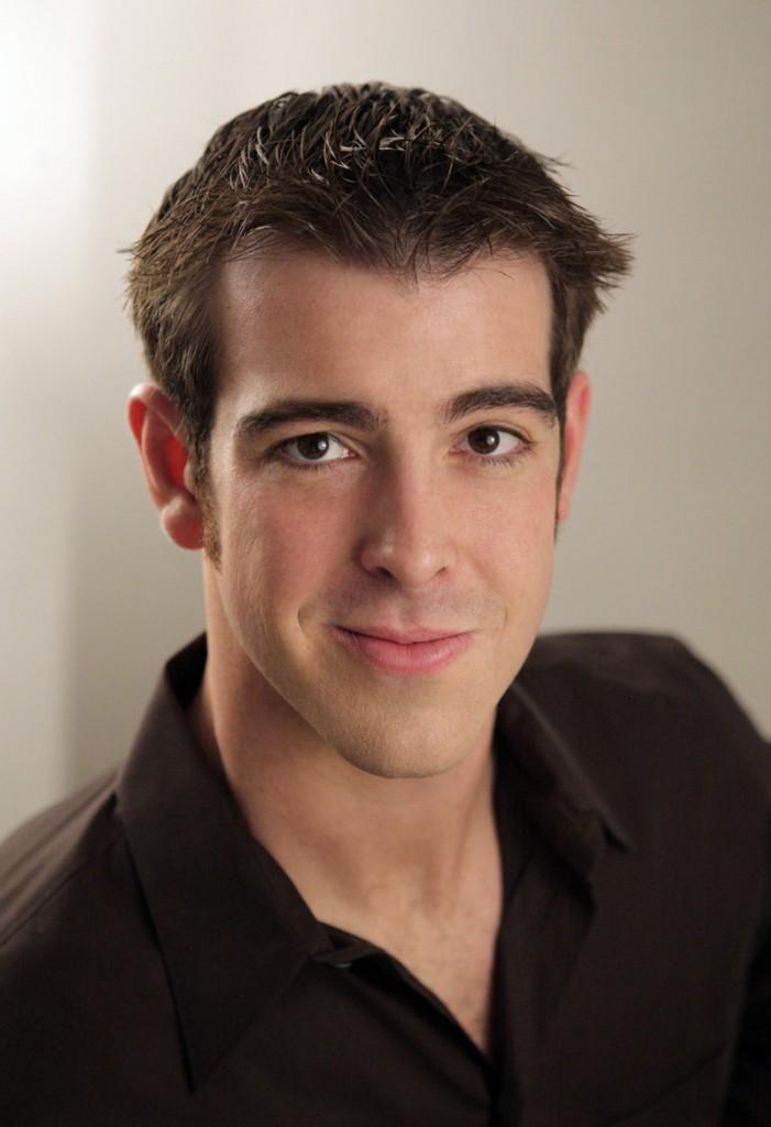 Joe Hager plays Gaston.