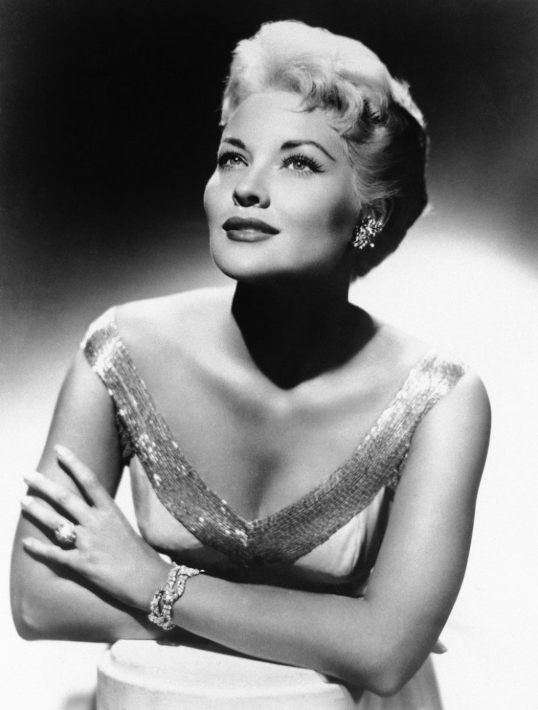 """Patti Page, seen in 1958, made """"Tennessee Waltz"""" the third best-selling recording ever."""