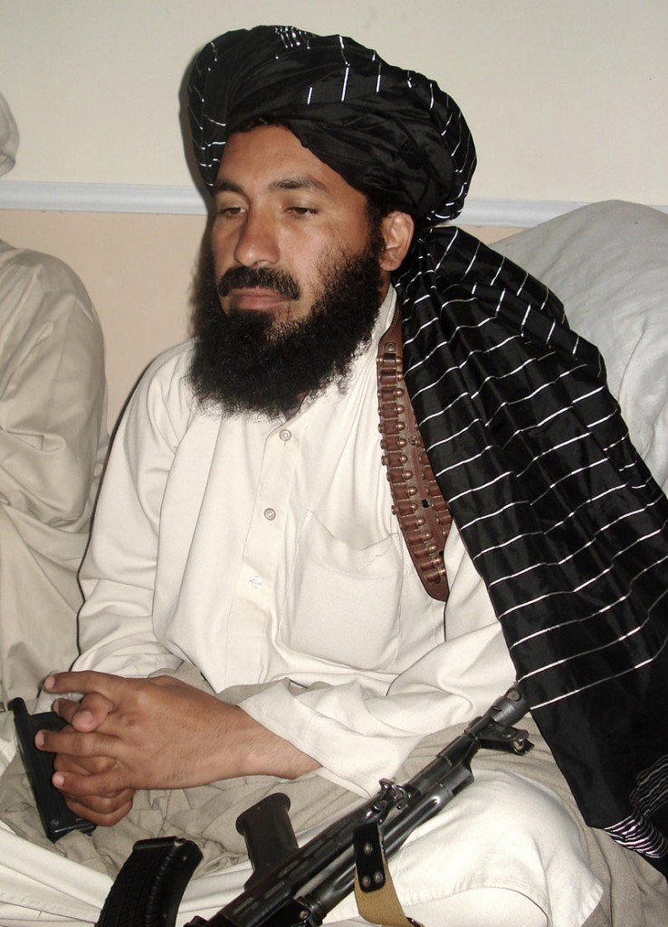 """Maulvi Nazir is seen in a 2007 file photo. According to a U.S. official, Nazir was 'directly involved in"""" cross-border attacks on coalition forces in Afghanistan."""