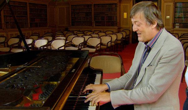 Stephen Fry in