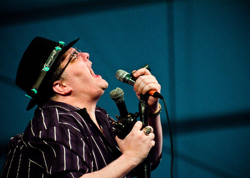 Blues rocker John Popper appears in back-to-back shows – March 1 and 2 – at Port City Music Hall in Portland. Tickets are on sale now.