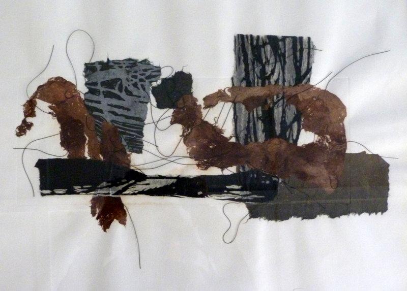 """""""9/11"""" by Dorothy Schwartz."""