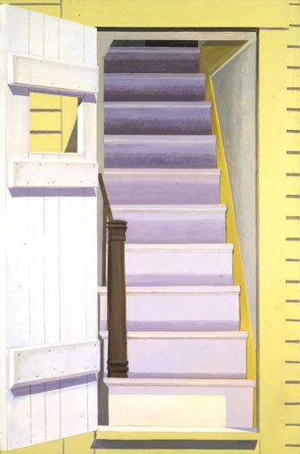"""""""Door, Staircase,"""" 1981."""