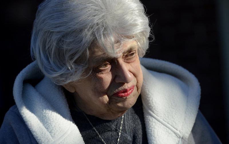 "Parishioner Jane Malia says closing would be the ""worst thing."""