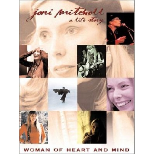 """""""Joni Mitchell: A Woman of Heart and Mind,"""" a 2003 documentary about the Canadian singer-songwriter, will be screened on Feb. 7 at the Rockland Public Library."""