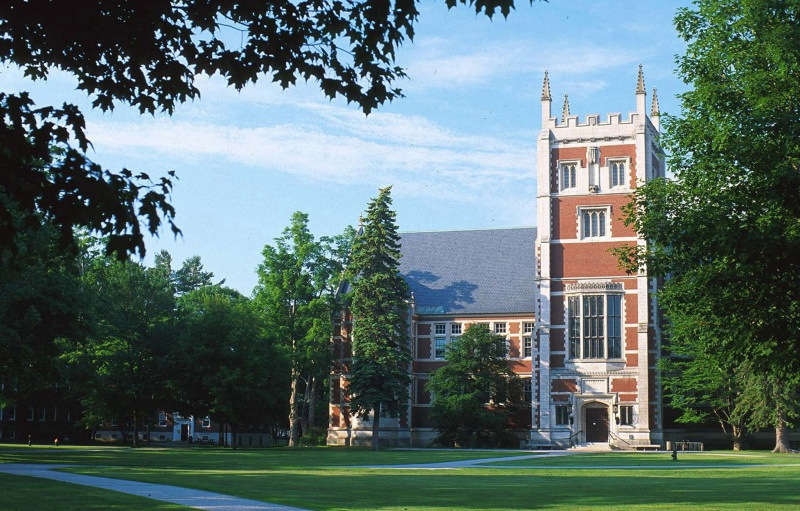 Hubbard Hall, Bowdoin College