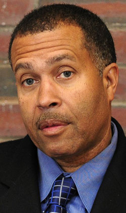 Former Portland Police Chief James Craig