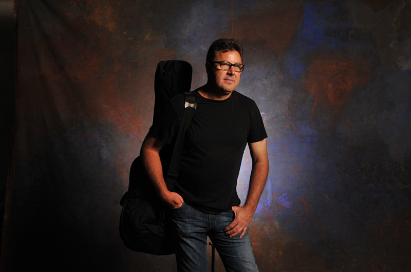 Stone Mountain Arts Center hosts Vince Gill and The Time Jumpers for a sold-out show Thursday.