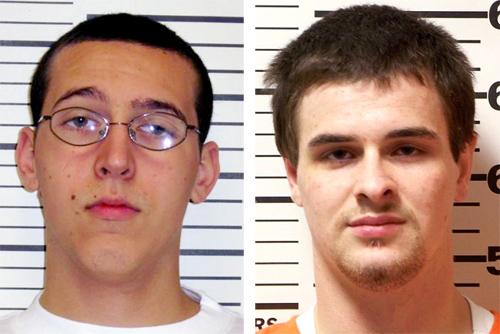 Randall Moulton, left, and Phillip Gardiner