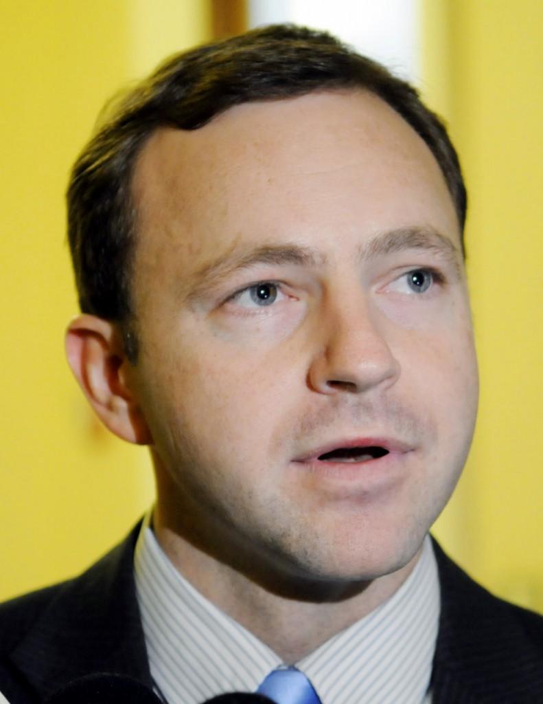 House Speaker Mark Eves, D-Berwick