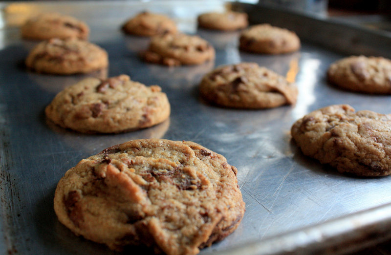 Using the proper quality ingredients – at the proper temperature – will result in a delicious cookie every time.