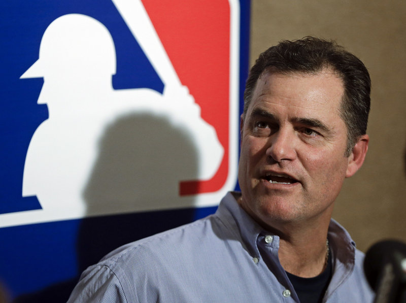 It's John Farrell's turn at bat to manage the Red Sox, and the players are seeming to buy into his philosophy.