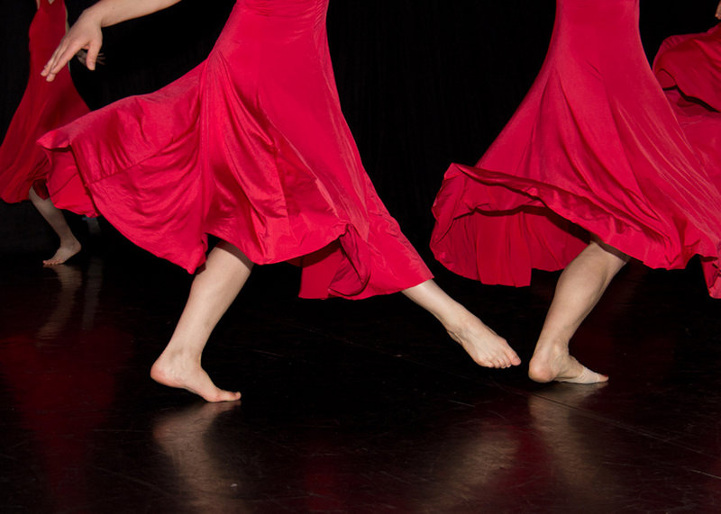 """""""F.A.B."""" stands for the showcase presenters – Franco-American Heritage Center and Bates College – and its focus is modern dance."""