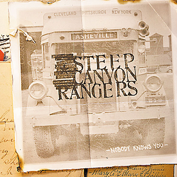 "Best Bluegrass Album: Stone Canyon Rangers, ""Nobody Knows You"""