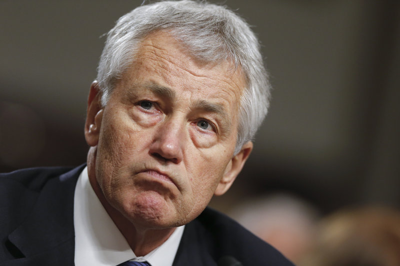 Republicans have questioned the level of Chuck Hagel's support for Israel, his tolerance of Iran and his willingness to cut the nuclear arsenal.