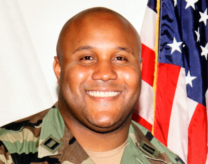 Christoper Dorner is suspected of three murders and three attempted murders.