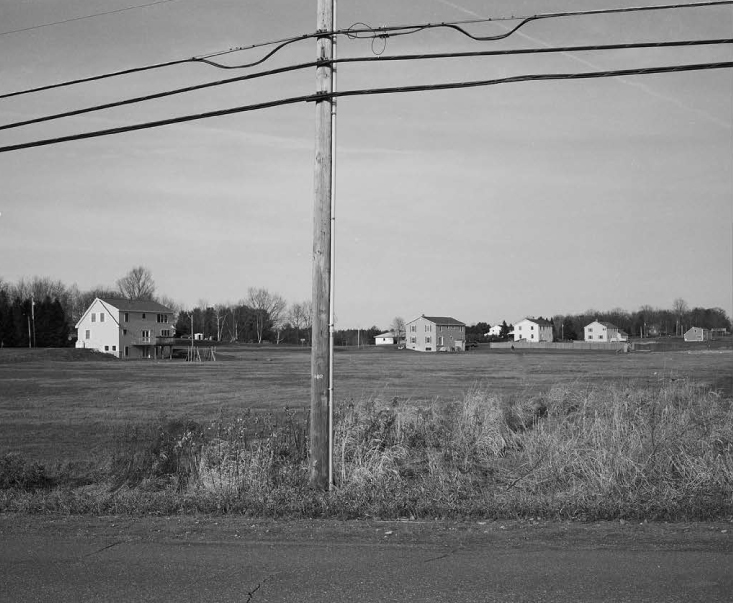 """From """"Terrain Vague,"""" black-and-white photographs by Gary M. Green, continuing through May 3 at the University of Southern Maine's Glickman Library in Portland."""