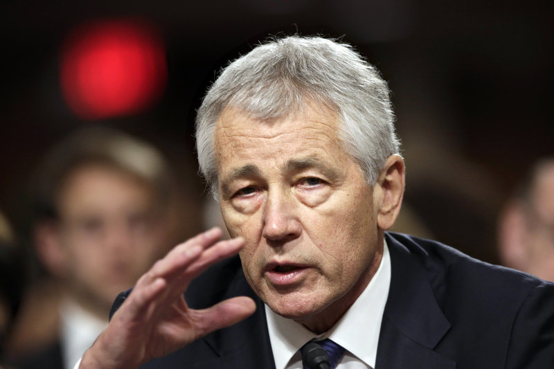 Former Nebraska Republican Sen. Chuck Hagel, President Obama's choice for defense secretary, is the most divisive nominee of Obama's second-term national security team.