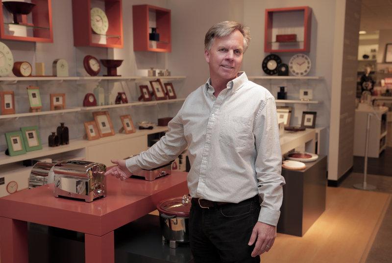 J.C. Penney CEO Ron Johnson